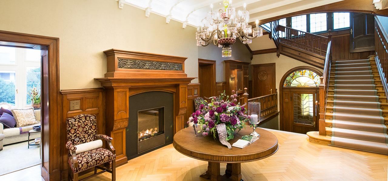 Semm Innenarchitektur - Villa 1899 – Interior Design In An Old Building 3