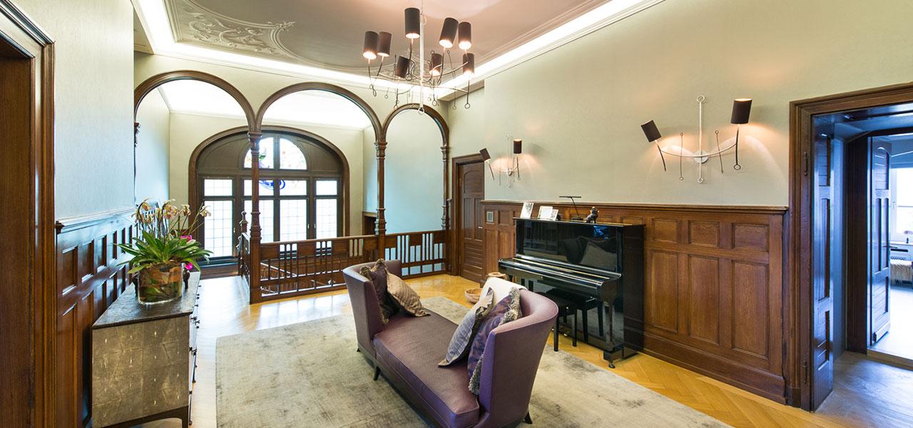 Semm Innenarchitektur - Villa 1899 – Interior Design In An Old Building 4
