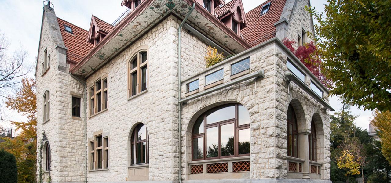 Semm Innenarchitektur - Villa 1899 – Interior Design In An Old Building 1