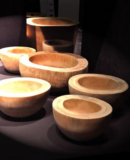 Holzschalen