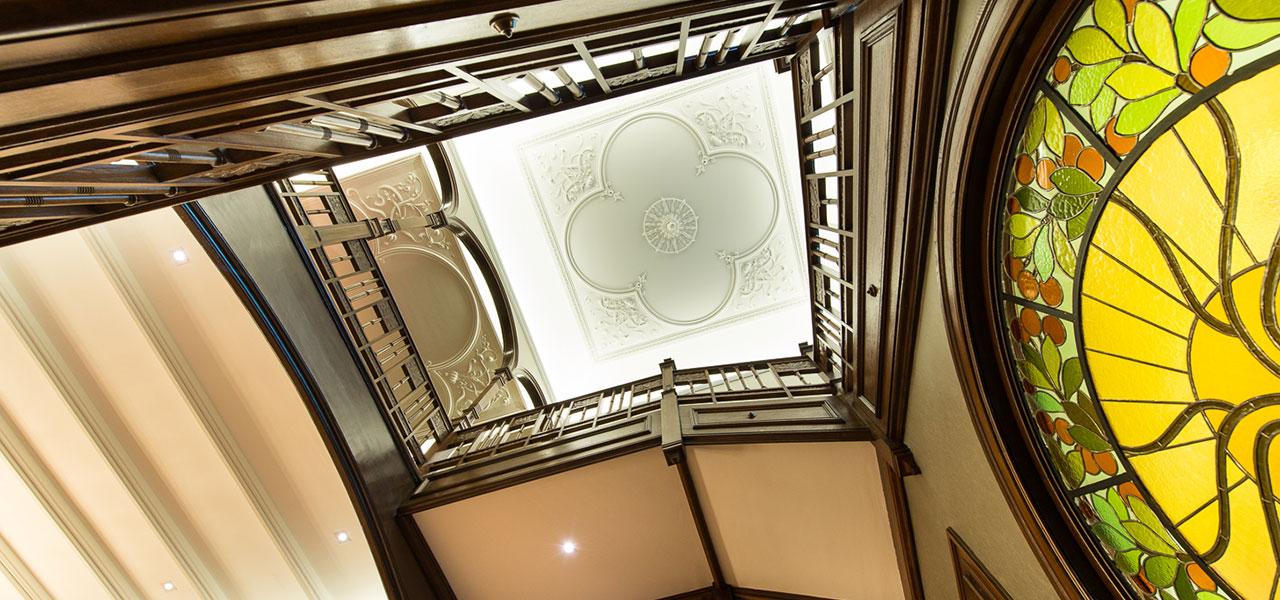 Semm Innenarchitektur - Villa 1899 – Interior Design In An Old Building 2