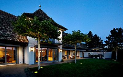 Einfamilienhaus Erlenbach