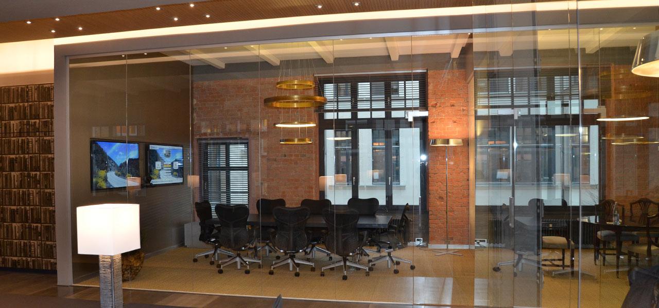 Semm Innenarchitektur - Office Refurbishment Berlin Mitte 1