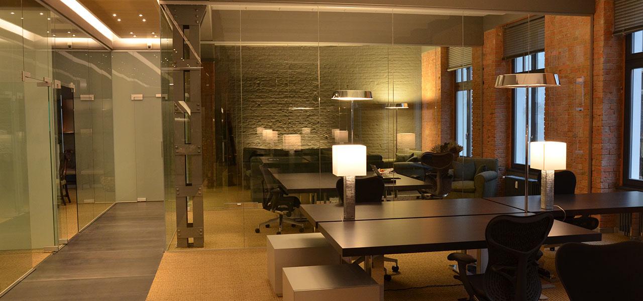 Semm Innenarchitektur - Office Refurbishment Berlin Mitte 10
