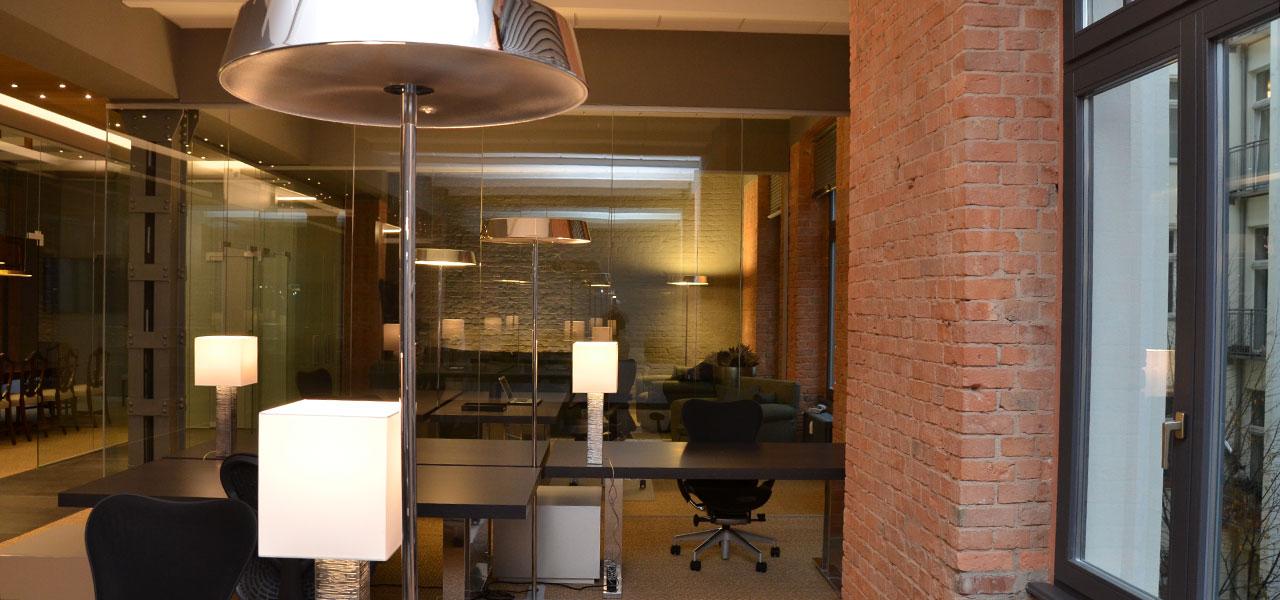 Semm Innenarchitektur - Office Refurbishment Berlin Mitte 7