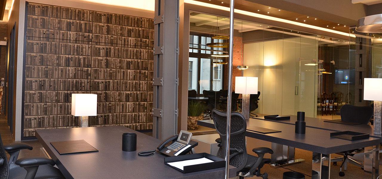 Semm Innenarchitektur - Office Refurbishment Berlin Mitte 3