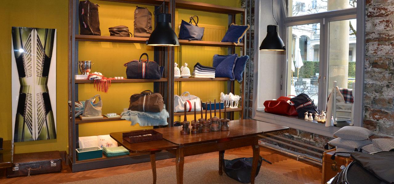 Semm Innenarchitektur - Retail Outlet Abeler & Bro. Zürich 6