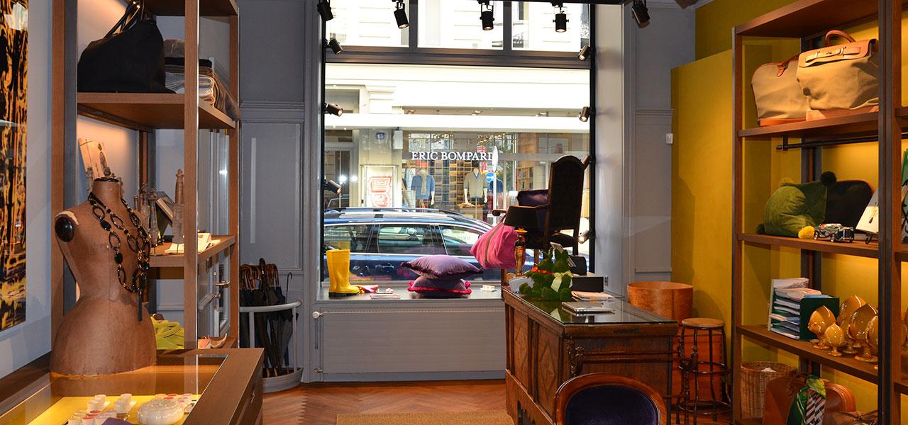 Semm Innenarchitektur - Retail Outlet Abeler & Bro. Zürich 3