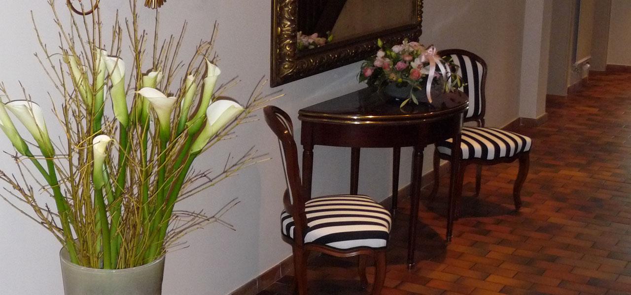 """Semm Innenarchitektur - Restaurant """"Wilder Mann"""" Buonas 7"""