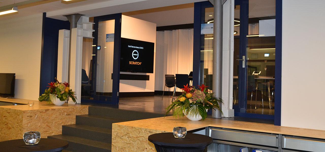 Semm Innenarchitektur - Shop and Office Conversion Spline AG 4