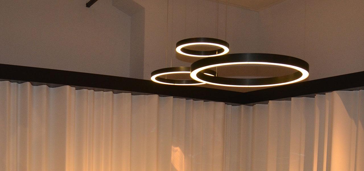 Semm Innenarchitektur - Shop and Office Conversion Spline AG 9