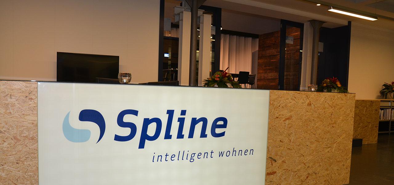 Semm Innenarchitektur - Shop and Office Conversion Spline AG 10
