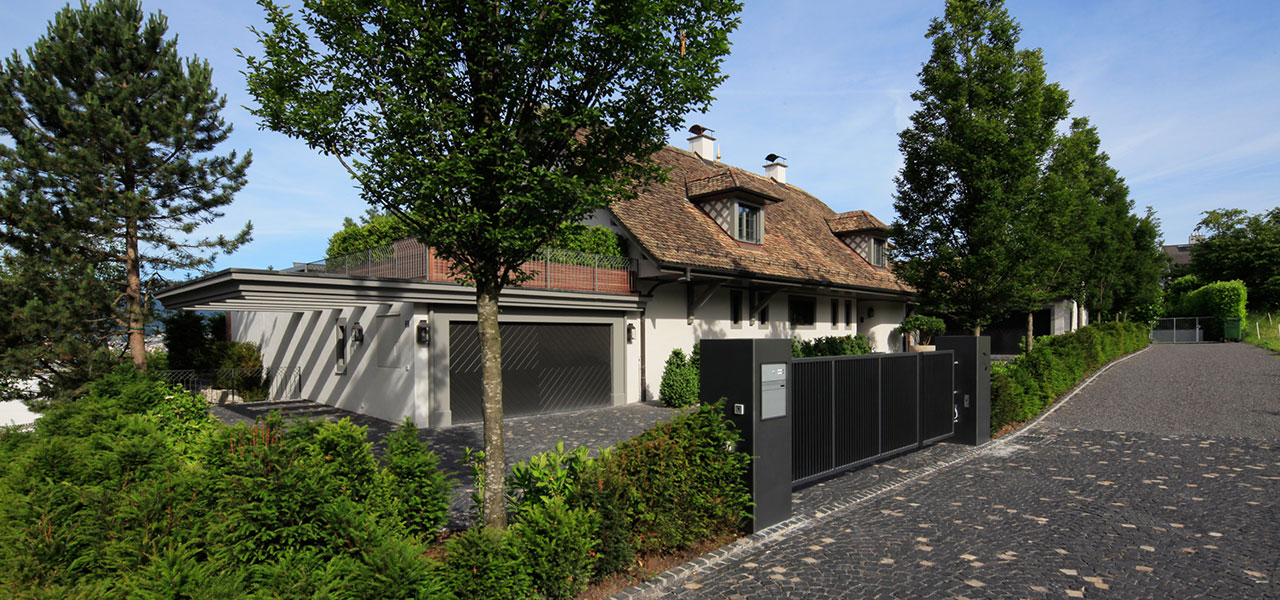 Semm Innenarchitektur - Single Family House Erlenbach 4