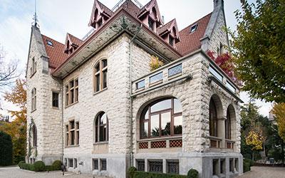 Villa 1899 – Innenarchitektur im Altbau