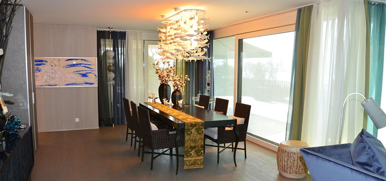 Semm Innenarchitektur - Duplex apartment Küsnacht 1