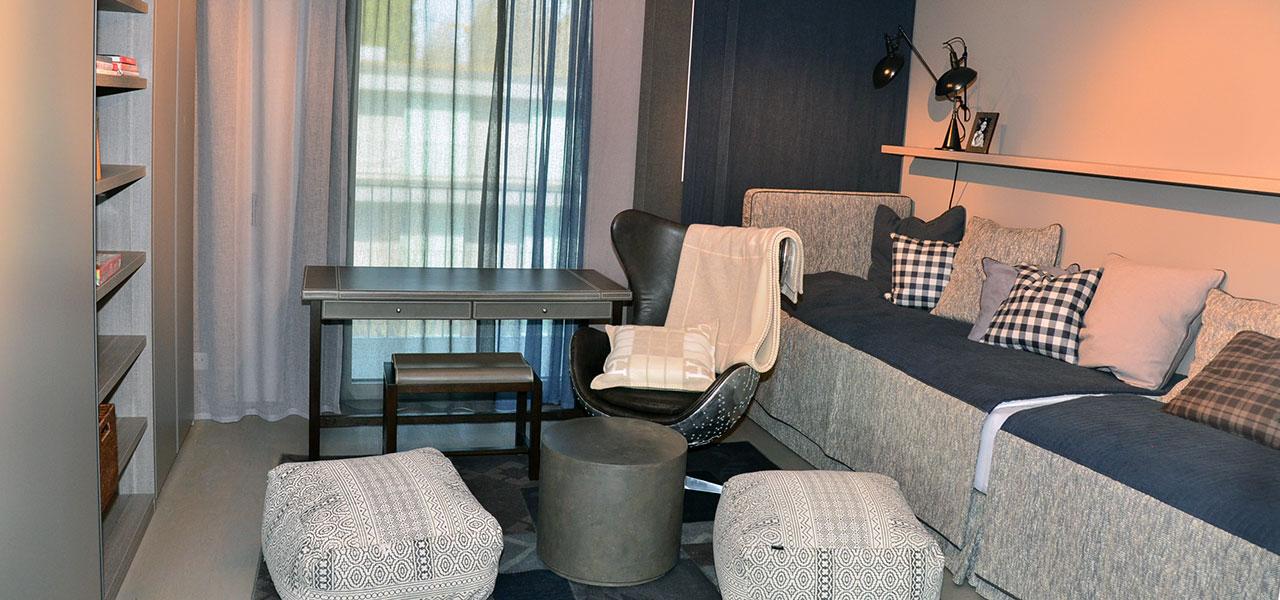 Semm Innenarchitektur - Duplex apartment Küsnacht 12
