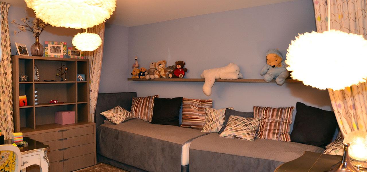 Semm Innenarchitektur - Duplex apartment Küsnacht 7