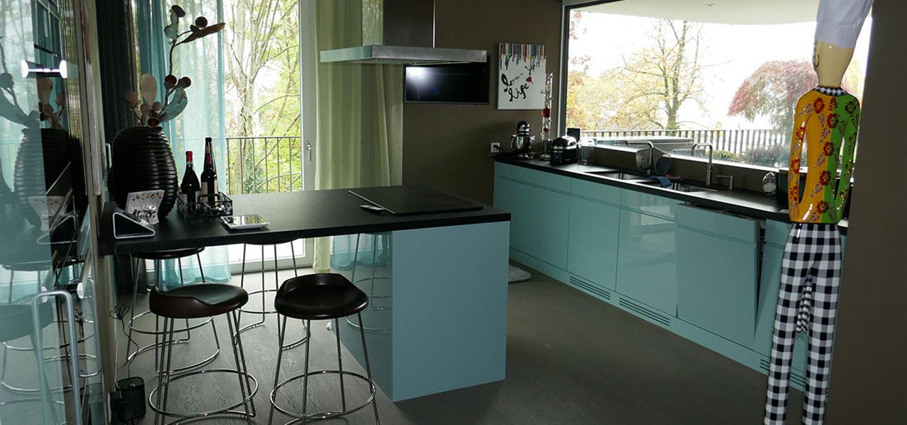 Semm Innenarchitektur - Duplex apartment Küsnacht 16